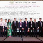 Đại hội Hiệp hội Thép Việt Nam nhiệm kỳ V (2019-2023)