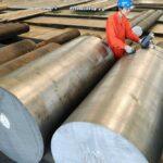 Giá quặng sắt, thép tại Trung Quốc giảm